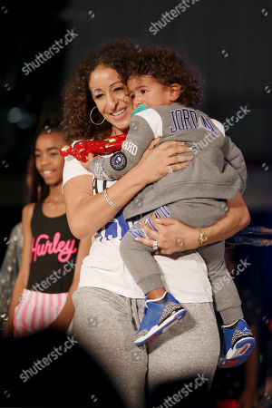 Stock Photo of Nicole Tuck, Asahd Khaled