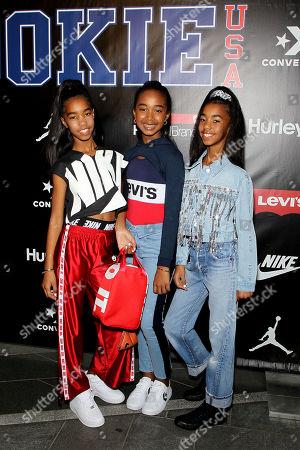 Sean Combs Daughters