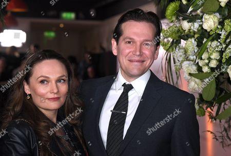 Anna Waterhouse and Joe Shrapnel