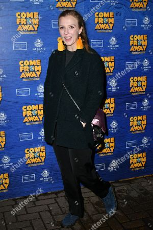 Editorial image of 'Come From Away' press night, London, UK - 18 Feb 2019