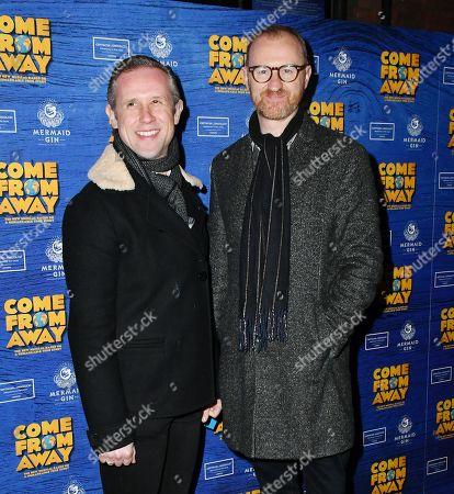 Ian Hallard, Mark Gatiss