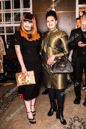 Ana Matronic and Bishi Bhattacharya