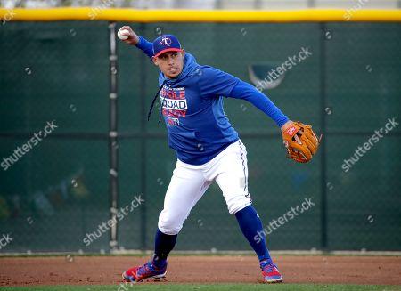 Texas Rangers Spring training, Surprise