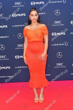 Editorial photo of Laureus World Sports Awards, Monte Carlo, Monaco - 18 Feb 2019