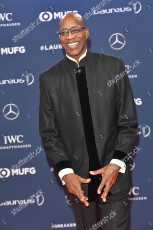Stock Picture of Edwin Moses