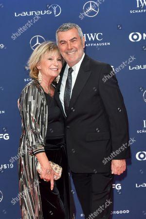Editorial image of Laureus World Sports Awards, Monte Carlo, Monaco - 18 Feb 2019