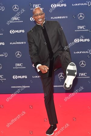 Editorial photo of Laureus World Sports Awards, Monte Carlo, Monaco - 18 Feb 2019