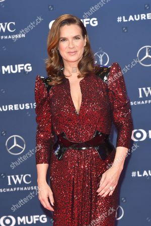 Editorial picture of Laureus World Sports Awards, Monte Carlo, Monaco - 18 Feb 2019