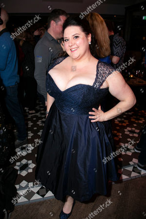 Editorial image of 'Come From Away' party, Press Night, London, UK - 18 Feb 2019