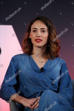 Stock Image of Alejandra Espinoza (Senior Marketing Manager, Clinique)