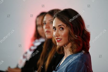 Editorial image of Innovation In Retail: How to reach and delight your customer seminar, Verizon Media Stage, Advertising Week Latin America, Papalote Museo del Nino, Mexico City, Mexico - 19 Feb 2019