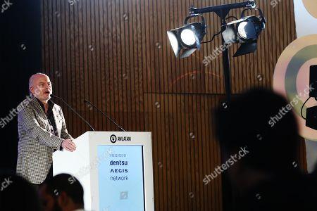 Global Keynote Series: Data's Inferno seminar, Advertising Week Latin America