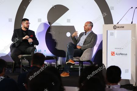 Innovations in Digital Advertising & A Chat with LinkedIn seminar, Advertising Week Latin America