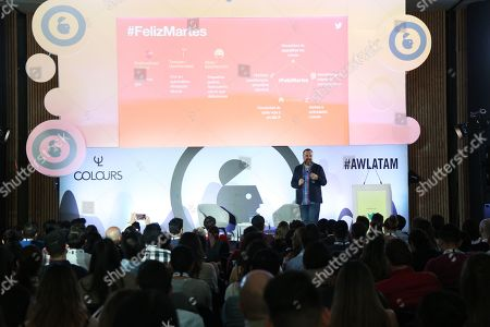 Contextual Marketing: the relevance of a receptive audience seminar, Advertising Week Latin America