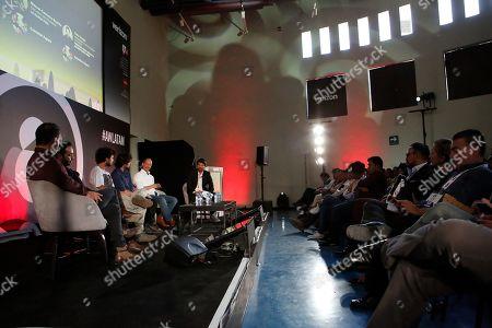 Creative Carousel seminar, Advertising Week Latin America