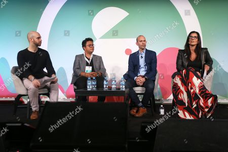 Editorial picture of LATAM Leadership Roundtable seminar, Heineken Stage, Advertising Week Latin America, Papalote Museo del Nino, Mexico City, Mexico - 20 Feb 2019
