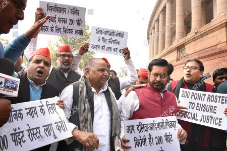 Editorial image of Parliament Budget Session, New Delhi, India - 06 Feb 2019