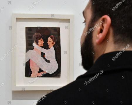 Frohsinn 1974 by Franz West at Tate Modern