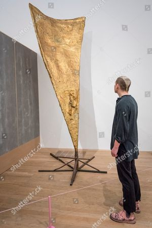 Editorial picture of Franz West exhibition at Tate Modern, London, UK - 19 Feb 2019