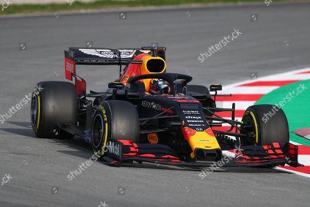 Formula One Testing, Day 1