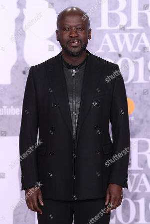 Editorial picture of 39th Brit Awards, Arrivals, The O2 Arena, London, UK - 20 Feb 2019