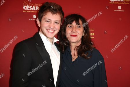 Anthony Bajon, Sylvie Pialat
