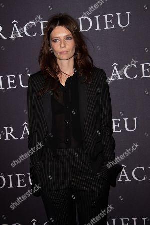 Stock Photo of Amelie Daure