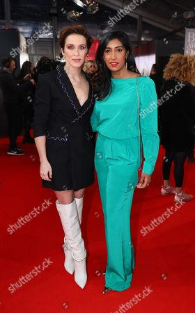 Vicky McClure and Tina Daheley