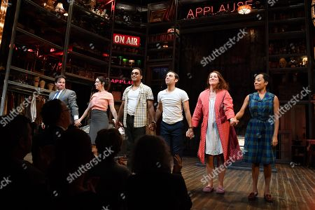Editorial photo of 'Merrily We Roll Along' Musical Opening Night, New York, USA - 19 Feb 2019