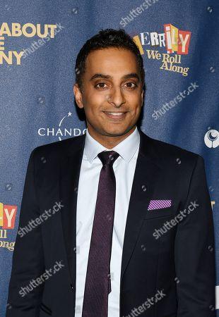 Stock Picture of Manu Narayan