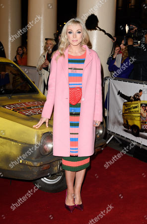 'Only Fools and Horses' musical press night, Arrivals, London