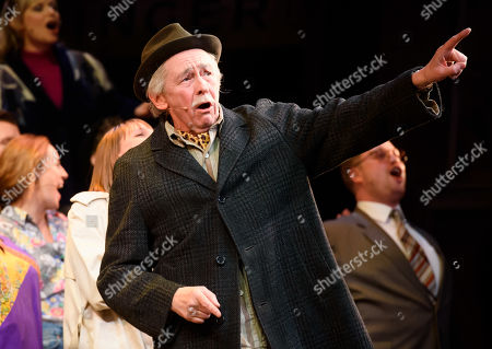 'Only Fools and Horses' musical press night, Curtain Call, London