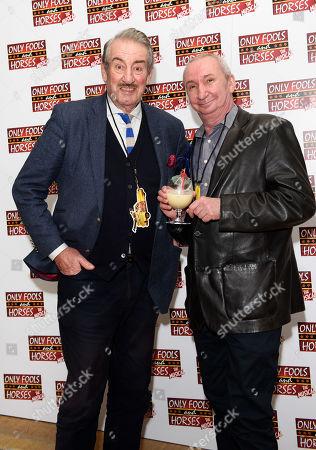Patrick Murray and John Challis