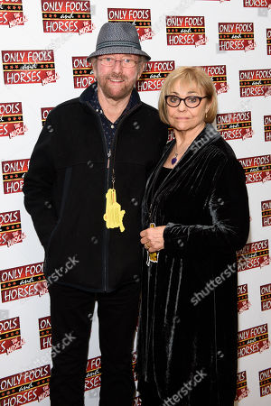 Editorial photo of 'Only Fools and Horses' musical press night, London, UK - 19 Feb 2019