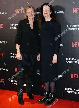 Gail Egan, Andrea Calderwood