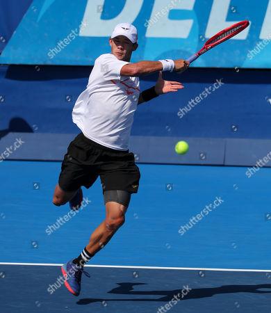 Editorial photo of Tennis ATP Delray Beach Open, Delray Beach, USA - 19 Feb 2019