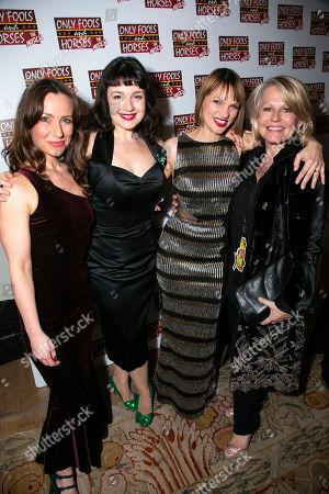 Samantha Seager (Marlene), Dianne Pilkington (Raquel), Pippa Duffy (Cassandra) and Caroline Jay Ranger (Director)