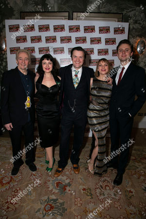 Editorial image of 'Only Fools and Horses The Musical' party, Press Night, London, UK - 19 Feb 2019