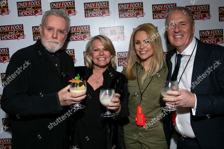 Roger Taylor, Caroline Jay Ranger (Director), Sarina Potgieter and Phil McIntyre (Producer)