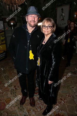 Editorial picture of 'Only Fools and Horses The Musical' party, Press Night, London, UK - 19 Feb 2019