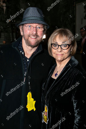 Dave Peacock and Joan Hodges