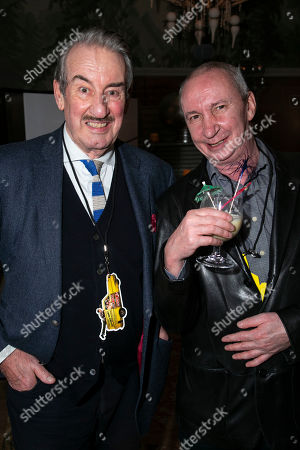 Stock Photo of John Challis and Patrick Murray