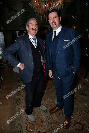 John Challis and Jeff Nicholson (Boycie)