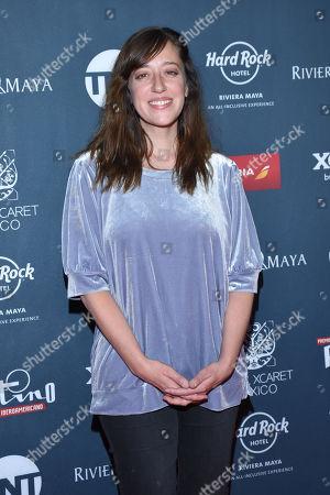 Stock Image of Mariana Trevino