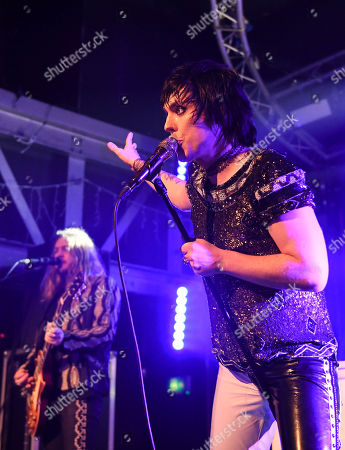 The Struts in concert at The Garage, Glasgow