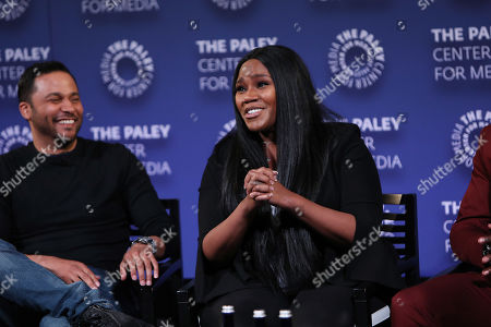 Editorial photo of PaleyLive NY: An Evening with BET's American Soul, New York, USA - 19 Feb 2019