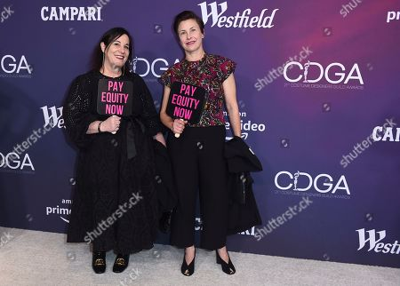 Editorial picture of 21st Annual Costume Designers Guild Awards - Arrivals, Beverly Hills, USA - 19 Feb 2019