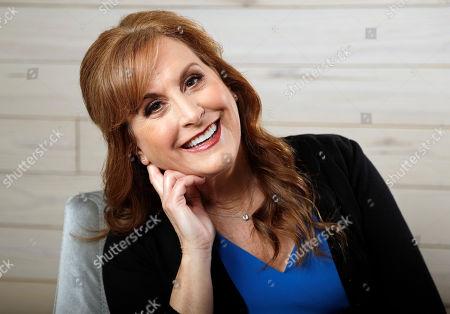 Lucie Silvas. Jodi Benson poses in Nashville, Tenn
