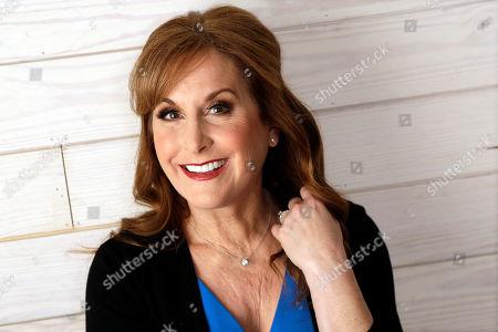 Stock Photo of Lucie Silvas. Jodi Benson poses in Nashville, Tenn