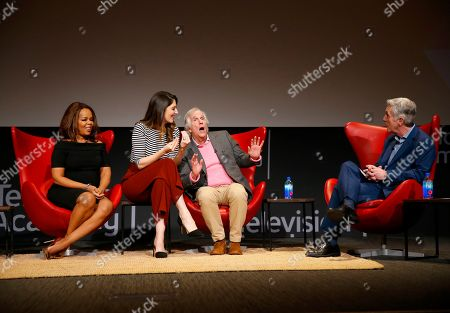 Editorial photo of Staying at the Table: A Conversation with Henry Winkler, North Hollywood, USA - 19 Feb 2019